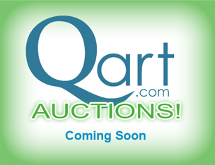 QArt.com Auctions Coming Soon!