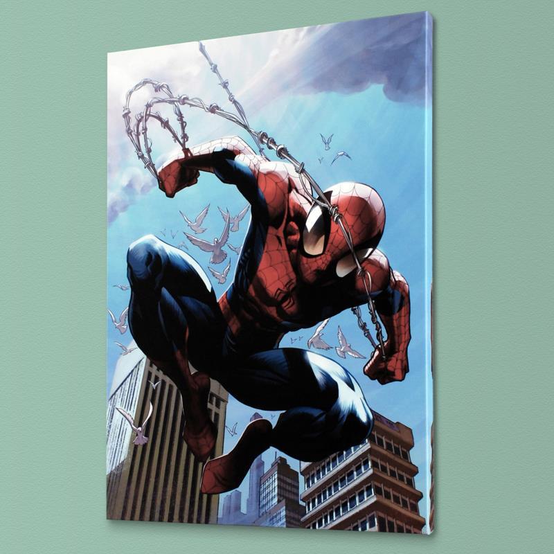 "Free Comic Book Day Ultimate Comics: ""Ultimate Spider-Man #156"" Pop Art"
