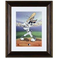 Bugs Bunny at Bat for the Yankees