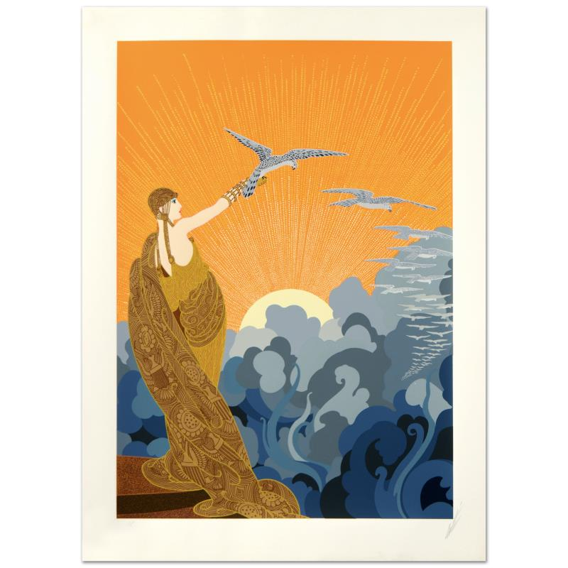 wings of victory art deco erte gallery 218880 qart com
