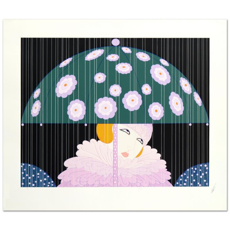 spring showers art deco erte gallery 218884 qart com