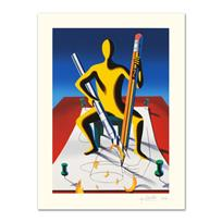 artist Mark Kostabi-art