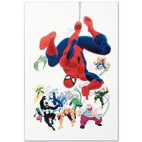 artist  Marvel Comics-art